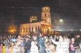 Стотици изпълниха площада за празника на Полена, кръшни хора се извиваха до полунощ