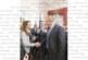 """28-г. Г. Алуминова от Бачево сред консулите, приветствани от президента Румен Радев в Гербовата зала на """"Дондуков"""" 2"""
