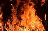 Голям пожар в ресторант в София