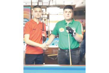 Орлето Хр. Контохристос пети на турнир по билярд в Петрич