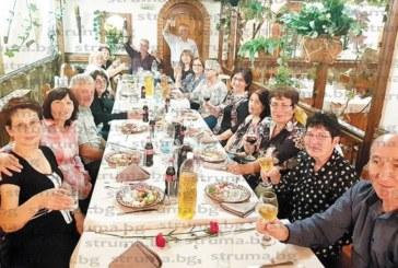 20 съученици от Плоски празнуваха заедно