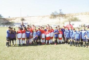 """Футболните надежди на """"Беласица"""" с 2 победи в Гърция"""