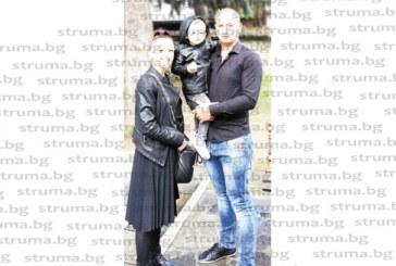 Хандбално семейство от Благоевград се радва на новородена дъщеричка
