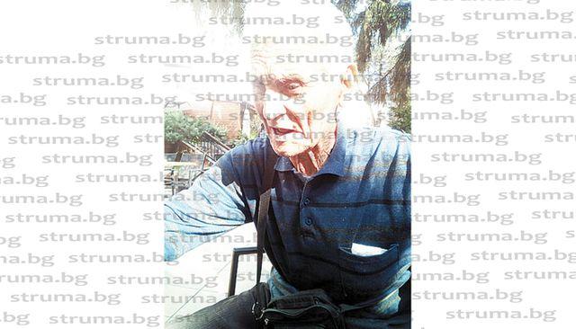 """Не дадоха на 91-г. партизанин Райчо Стоев от старческия дом в """"Струмско"""" да гласува, той бесен: 2 пъти съм умирал за тази страна, сега си искам единственото право, което ми е останало!"""