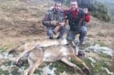 Това са мъжете с най-точен мерник в Санданско! 3 вълка и 2 лисици повалени от ловците