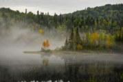 Облаци, мъгла и слаб дъжд в първия ден от седмицата