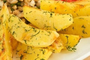 Картофи соте на фурна
