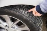 От днес глобяват за гуми без достатъчен грайфер