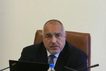Борисов разпореди: Без воден режим в Перник, да се търси резервен язовир