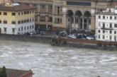 Флоренция и Пиза заплашени от наводнения
