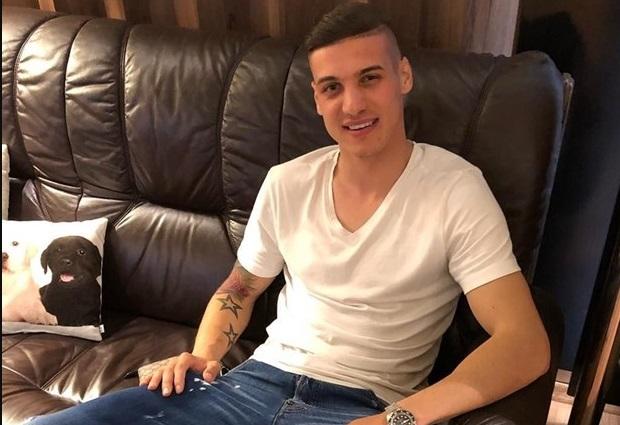 Пратиха скаути на кресналията К. Десподов, отборът му катастрофира в Австрия