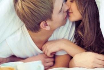 За по-дълъг живот и хубава кожа – целувайте се по-често