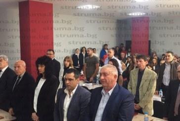 Новоизбраните кметове и общински съветници в Кресна се заклеха