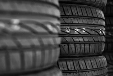 Никога не съхранявайте гумите една върху друга