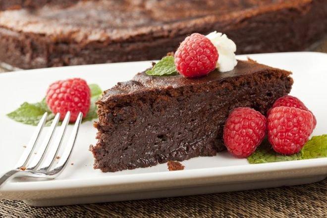 Шоколадов сладкиш без брашно