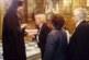 """Негово Преосвещенство Белоградчишкият епископ Поликарп подари по един диптих на диригентите на двата хора, участвали в концерта за празника на Християнската младеж и християнското семейство в  дупнишкия храм """"Свети Георги Победоносец"""""""