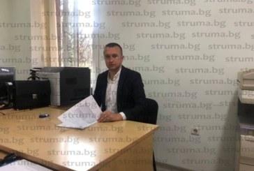 Кметът на Белица Радослав Ревански стартира ударно новия си мандат, два дни след клетвата подписа проект за 145 000 лв. за саниране сградите на две кметства в общината