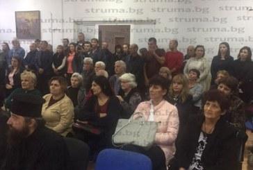 Емил Илиев се закле като кмет на Струмяни за 3-ти мандат
