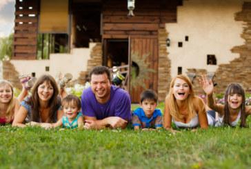 Хората с големи семейства са по-здрави