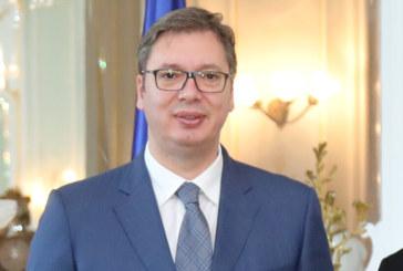 Изписаха Александър Вучич от болницата