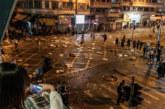 Близо 300 души арестувани при безредиците в Хонконг