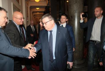 Цацаров: Ще направя максимума за имиджа на Антикорупционната комисия