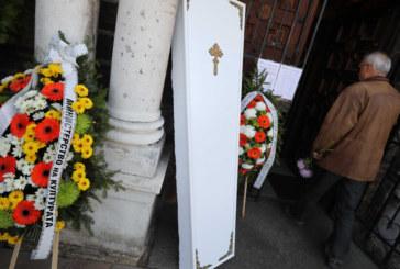 Близки и приятели се сбогуваха с Васил Димитров