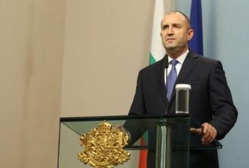 Президентът подписа указа за назначаването на Иван Гешев за главен прокурор