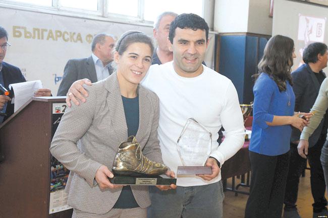 Двама дупничани, двама петричани и две ЮЗУ студентки сред отличниците на годината в най-българския спорт