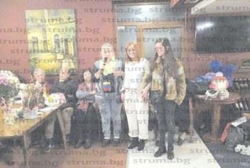 Разнородна публика аплодира журналистката Л. Бенгюзова за първата й книга с разкази