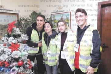 Ученик от НХГ с приятели от Грузия, Украйна и Румъния влязоха в ролята на бездомници – 50 часа без пари и телефони, само с дрехите на гърба си