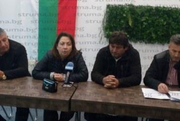 Четирима кандидат-кметове на Благоевград дадоха спешна пресконференция: В 21 век да се действа със заплахи е недопустимо