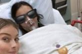 Приеха Нина Добрев в болница