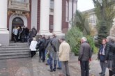 Приятели и близки се сбогуваха с Павел Васев