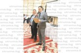 Шефът на НОИ – Благоевград Илиан Георгиев с почетна   грамота