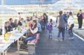 Благодарствен курбан за здраве дадоха жителите на Дългата махала и извиха хора на новоасфалтираните улици