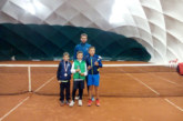 """Благоевградски тенис таланти носят поредни медали за """"Левски"""""""