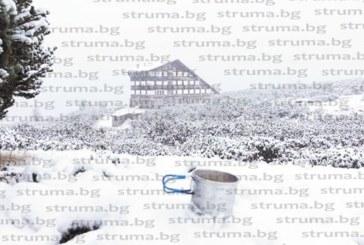"""Аномалиите във времето!  Язовир """"Студена"""" заприлича на Сахара, снегът на Вихрен едва 5-10 см"""