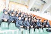 """40 деца от """"Пирин"""" навиваха за трикольорите срещу Чехия на националния стадион """"В. Левски"""", радват се: На кадем сме"""
