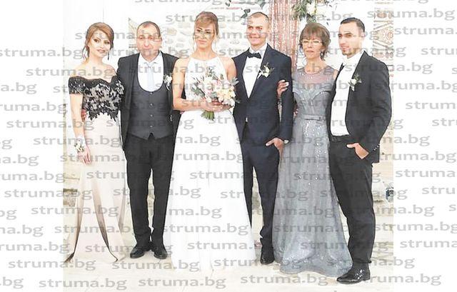 Хлебопроизводители от Склаве вдигнаха сватба за чудо и приказ на първородния си син