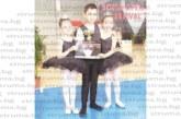 """Благоевградските балеринки от """"Кроазе"""" триумфираха с шест купи в зала """"Арена Армеец"""" на национален танцов конкурс"""