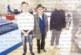Тънкият познавач на спортната гимнастика гл. асистент д-р Сергей Радоев демонстрира класа на турнир в Благоевград