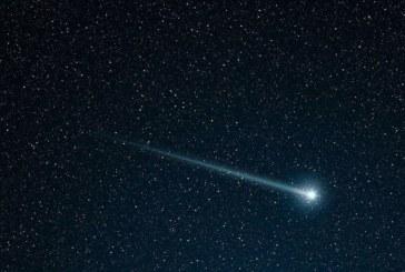 Астроном любител откри нова комета в Слънчевата система