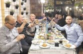 Адвокати от две колегии празнуваха на обща трапеза