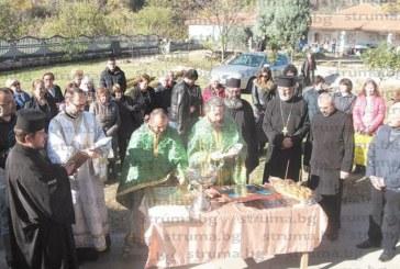 Кресна почете Св. Яков Персиец, местната църква е единствената в България с мощи на светеца, денят бе неработен за общината