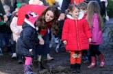 Кейт Мидълтън с български чорапи от Пирин на благотворително събитие