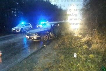 Тежка верижна катастрофа в прохода Предел! Три коли и камион във верижен сблъсък, има ранен