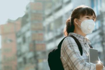 """Създадоха """"умна"""" маска срещу мръсния въздух"""