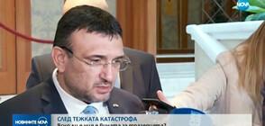Маринов: Пробата за алкохол на водача, блъснал двете момичета, е отрицателна