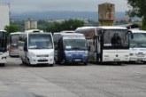 Автобусните превозвачи от над 30 града излизат на протест заради толсистемата